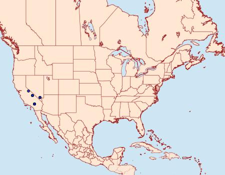 Distribution Data for Leucocnemis variabilis