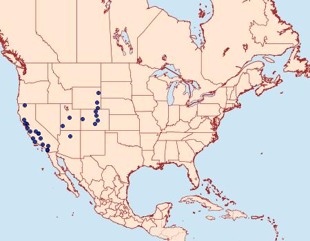 Distribution Data for Acleris foliana